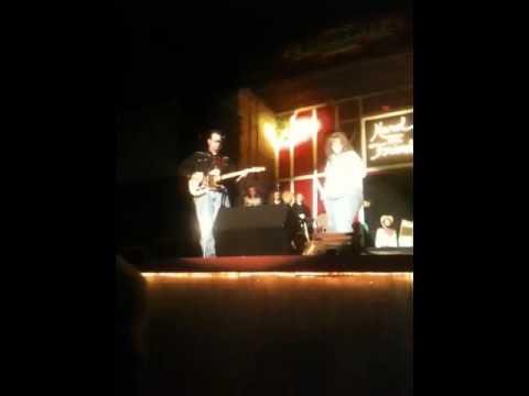 Mark and Mylinda Burks sing Merle Haggard's