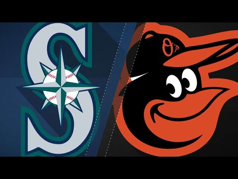 6/27/18: Mariners outlast Orioles in 11 innings, 8-7