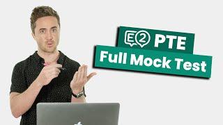 PTE Full Mock Test screenshot 2