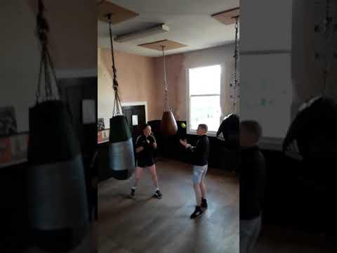 Perth railway boxing club juniors