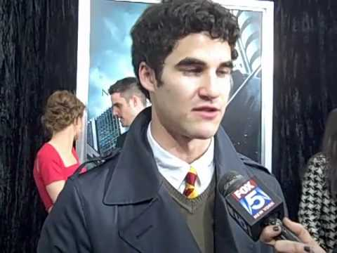 Darren Kriss at Harry Potter NYC Premiere