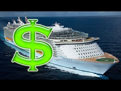 10 Most Expensive Cruise Ships Sailing In 2017