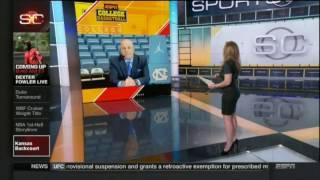 Video Damn Linda Cohn You Aint Have to Hurt em Like That | ESPN download MP3, 3GP, MP4, WEBM, AVI, FLV Agustus 2017