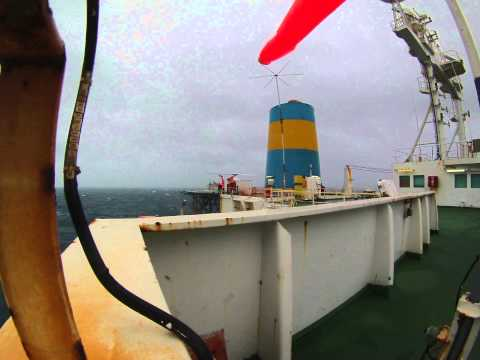 Offshore Helicopter Time Lapse