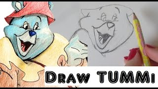 ✎ Relaxing draw - Disney