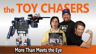 The Toy Chasers Ep1 - More Than Meets the Eye