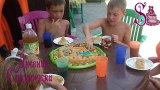 Отдых на Чёрном море в пос.Аше 2016(Там мы отдохнули и отметили День рожденья племянника! Видео обработано в Google фото Спасибо, что смотрите..., 2016-08-02T09:37:49.000Z)