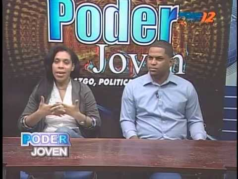 Programa Televisivo PODER JOVEN, Mao,Valverde.