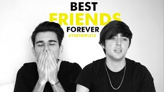 BEST FRIENDS FOREVER - ¿Qué hay entre Lucas y Sergi? - #TheTripletz