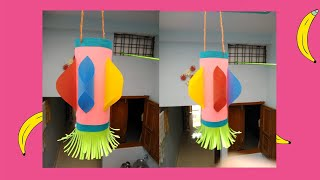 DIY - Paper Lamp Ii || Diwali Decoration Ideas
