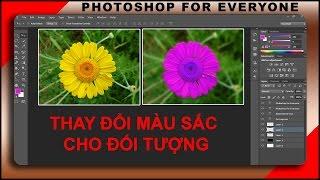 Chỉnh sửa ảnh | Hướng dẫn sử dụng photoshop cs6 chỉnh sửa màu sắc ảnh đẹp