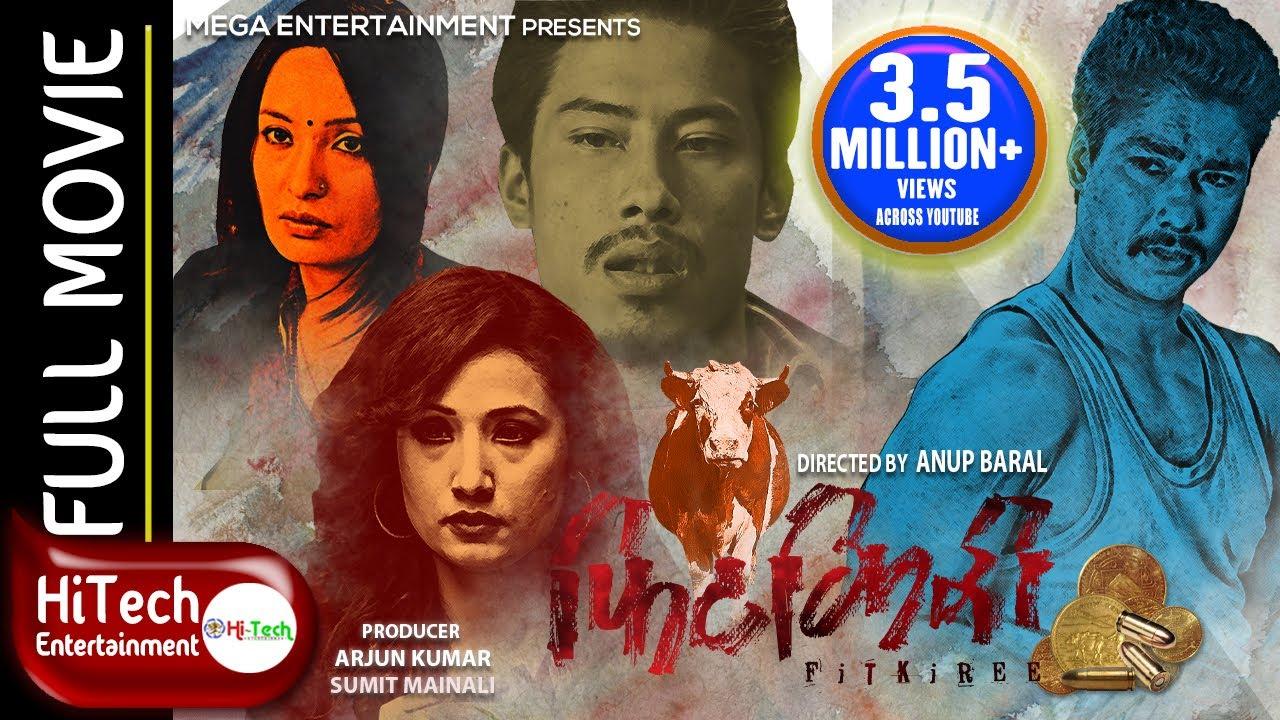 Download FITKIREE | Nepali Full Movie | Saugat Malla | Diya Maskey | Nischal Basnet | Anup Baral