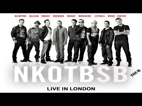 New Kids On The Block & Backstreet Boys: Live In London (NKOTBSB Tour)