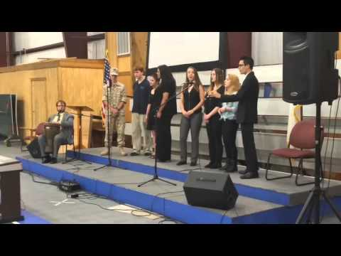 North Myrtle Beach Christian School Vocal Ensemble