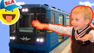 Метро Днепропетровска. Первый визит / The first time I took subway in Dnipropetrovsk