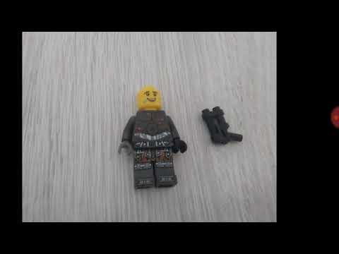 Зомби апокалипсис (Лего мультик) 1 серия