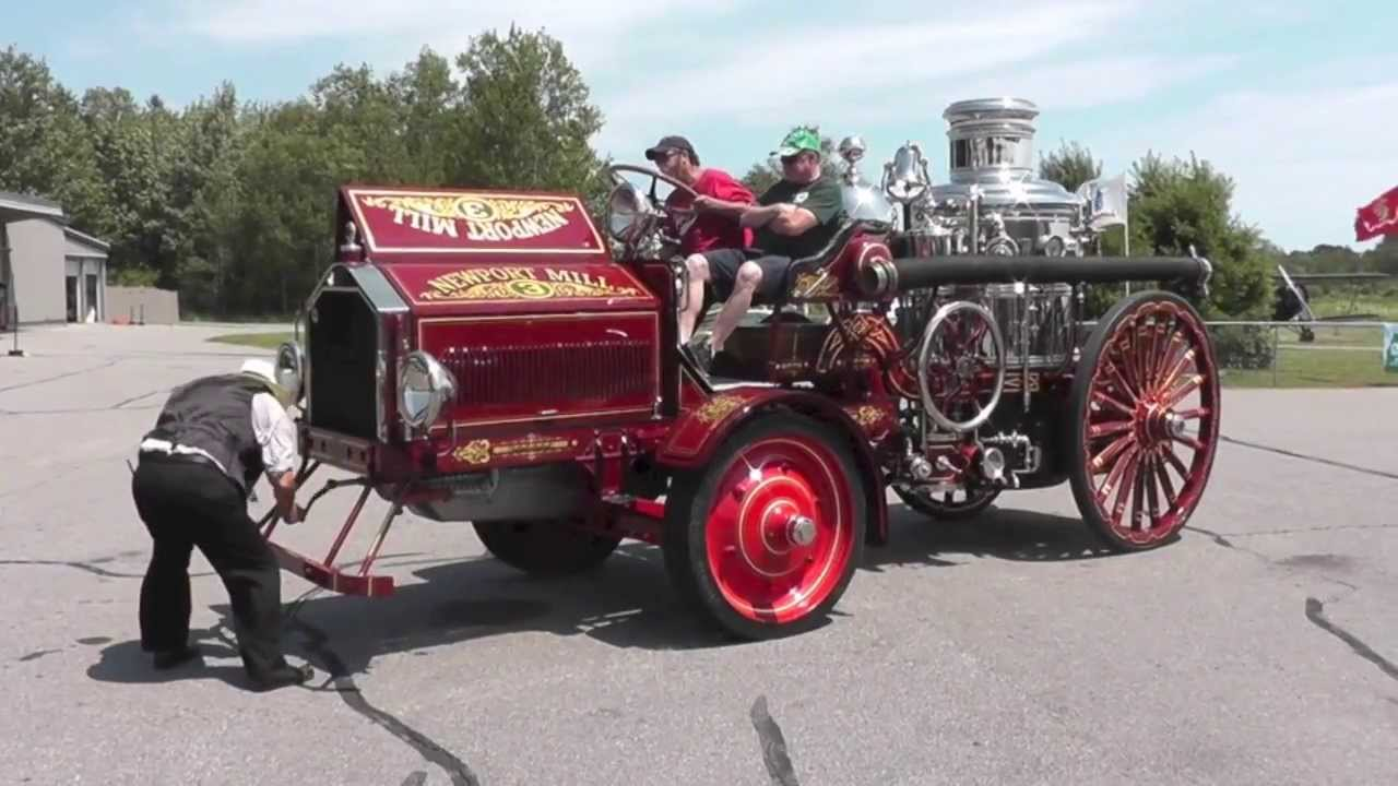 Tractor And Car Show : Owls head truck and tractor show youtube