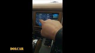 Porsche Panamera Навигация, телевидение, Android, медиаплеер(Штатная голова PCM 3.1 Установлен навигационный модуль Q-roi на операционной системе Android (полноценный планшет..., 2016-04-02T17:35:13.000Z)