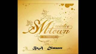BoA - Distance (The Warmest Gift)