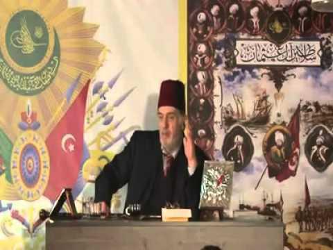 (K192) Osmanlı Casusluk Sistemi, Üstad Kadir Mısıroğlu