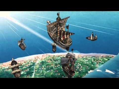 One Piece Movie 4 OST - Dead End no Bouken - Gasparde