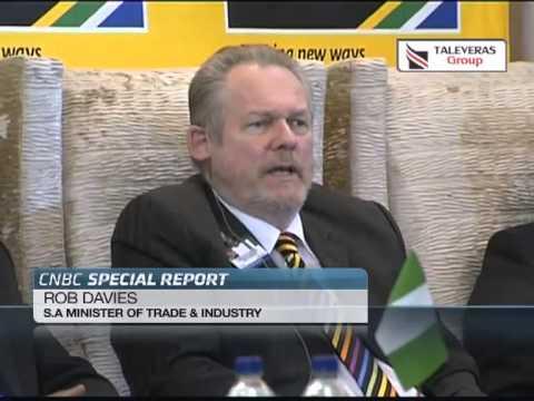 SA & Nigeria - Economic Partnerships - Part 1
