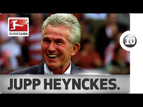 Jupp Heynckes - Top 10 Moments
