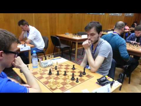 ICCD Chess Yerevan Rounds