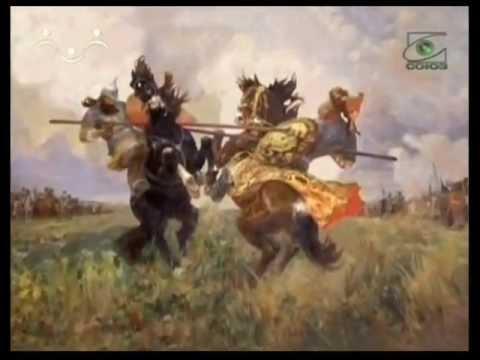 Инок-Воин Александр Пересвет