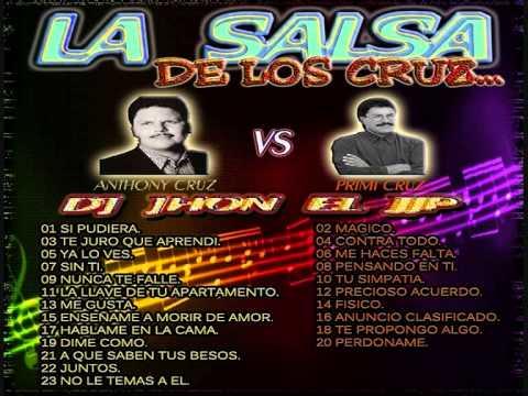 La Salsa De Los Cruz - Dj Jhon el jjp