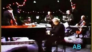 SEX-TET - ASTOR PIAZZOLLA Y SU SEXTETO TANGO NUEVO EN LA BBC DE LONDRES - 1989