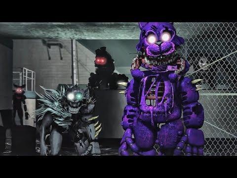 Angriff der TWISTED ANIMATRONICS | FNAF Twisted Ones Episode 2