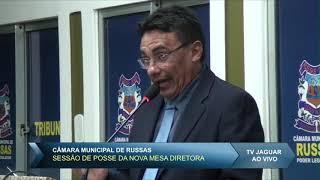 Amarílio Ribeiro pronunciamento 04 01 2019