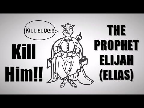 The Prophet Elias (Story Time)