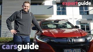 Honda HR-V 2019 review