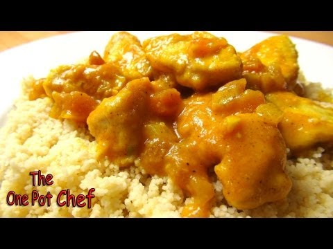 Apricot Chicken Curry | One Pot Chef