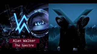 The Spectre // Unity [Remix Mashup] - Alan Walker, Walkers & Sapphire