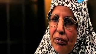 قصر الكلام - ام محمد ترعى 4 ابناء معاقين بمعاش زوجها المصاب ولا تريد الا عمل يقيهم شر السؤال