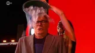 Marcel Vanthilt ALS Ice Bucket Challenge - Hotel M - VRT