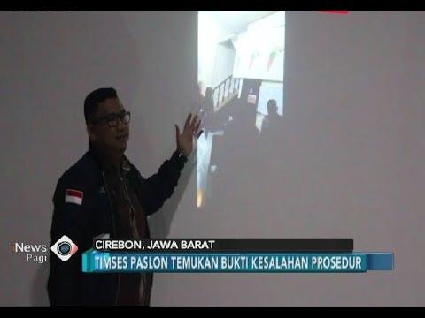 Calon Walikota Cirebon Desak KPU Dalami Kasus Kesalahan Prosedur Kotak Suara - INews Pagi 30/06
