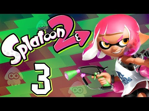 Splatoon 2: Story Mode - Industrial Toast - Part 3 | Those Crazy Gamers
