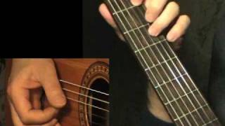 A MINOR BLUES: Fingerstyle Guitar + TAB by GuitarNick