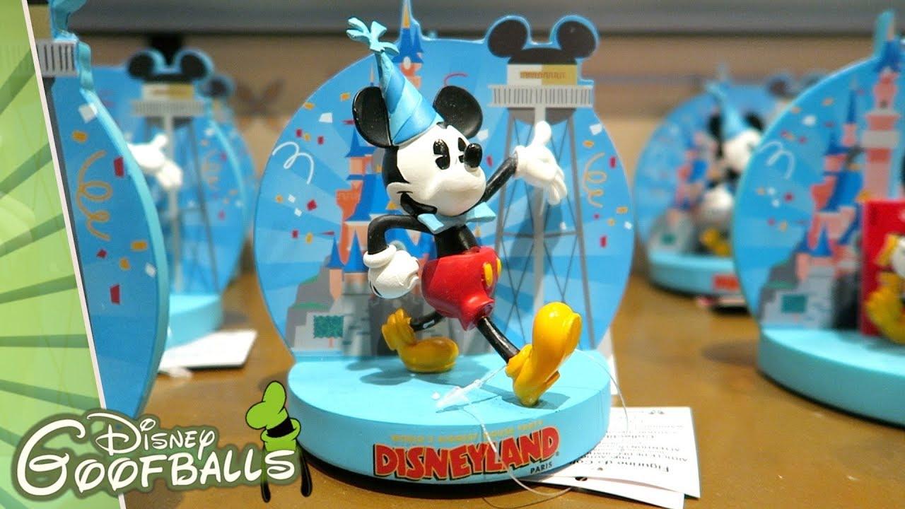 FIGURINE MICKEY 90 Disneyland Paris