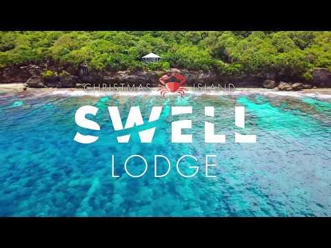 Swell Lodge - Christmas Island - TV Advert
