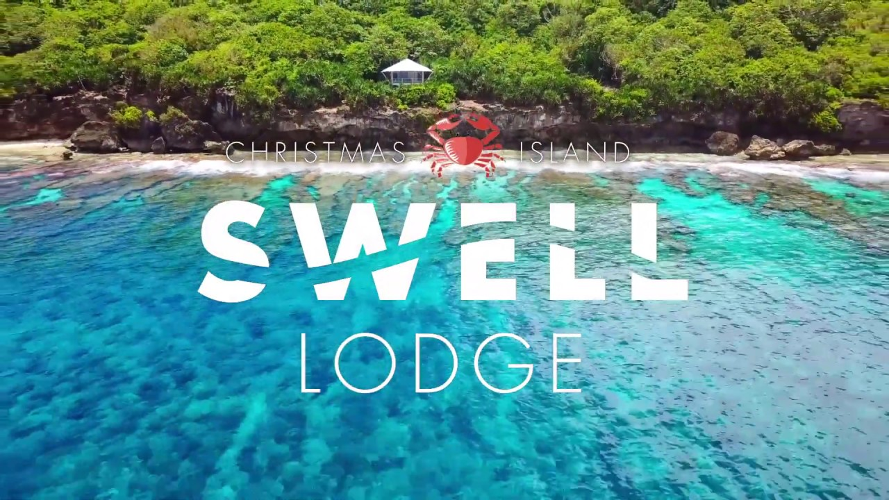 Christmas Island Australia.Home Swell Lodge Christmas Island