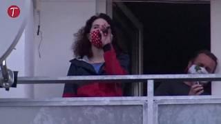 Otevřené balkóny v Trutnově