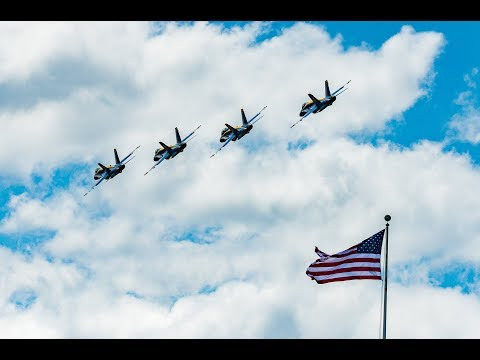 Blue Angels | Annapolis, MD | 2018