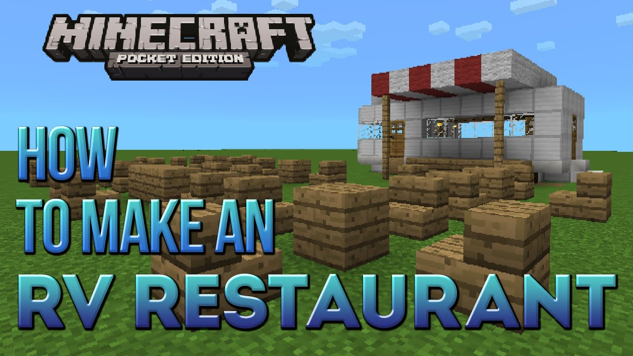 How To Make Food In Minecraft Pe Creative