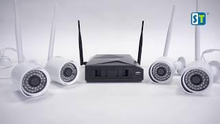 Wi-Fi комплект видеонаблюдения(, 2017-12-05T05:12:15.000Z)