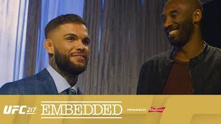 ufc 217 embedded vlog series episode 6